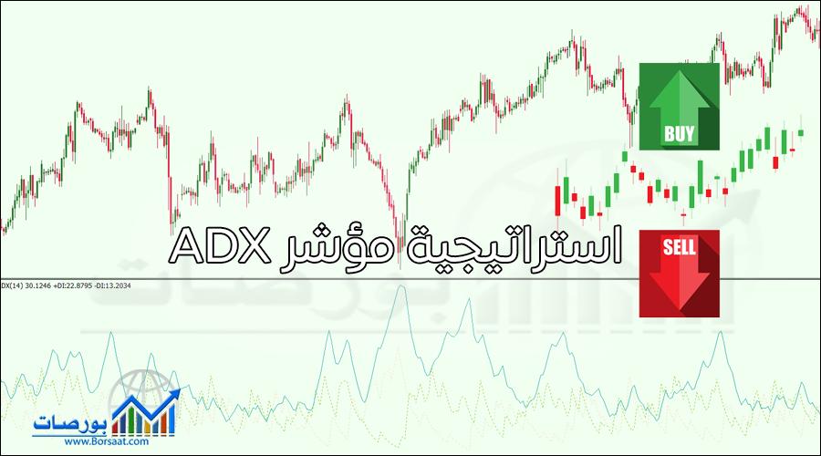 استراتيجية مؤشر ADX