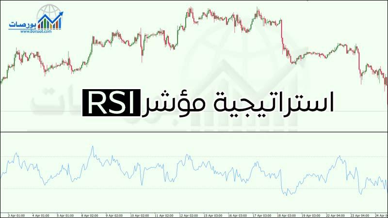 استراتيجية مؤشر RSI