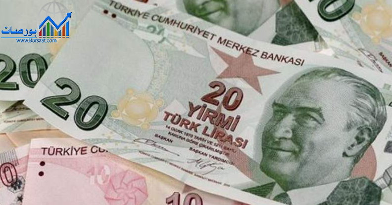 تسجيل الليرة التركية مستوى قياسي منخفض مقابل الدولار