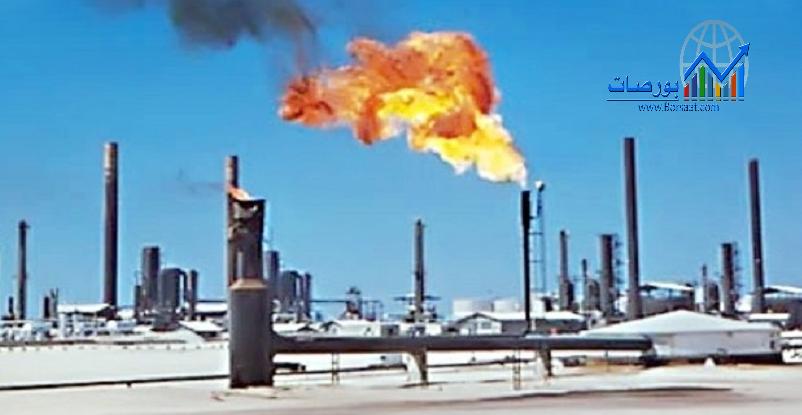 زيادة أكثر من التوقعات لمخزونات الغاز الطبيعي بالولايات المتحدة